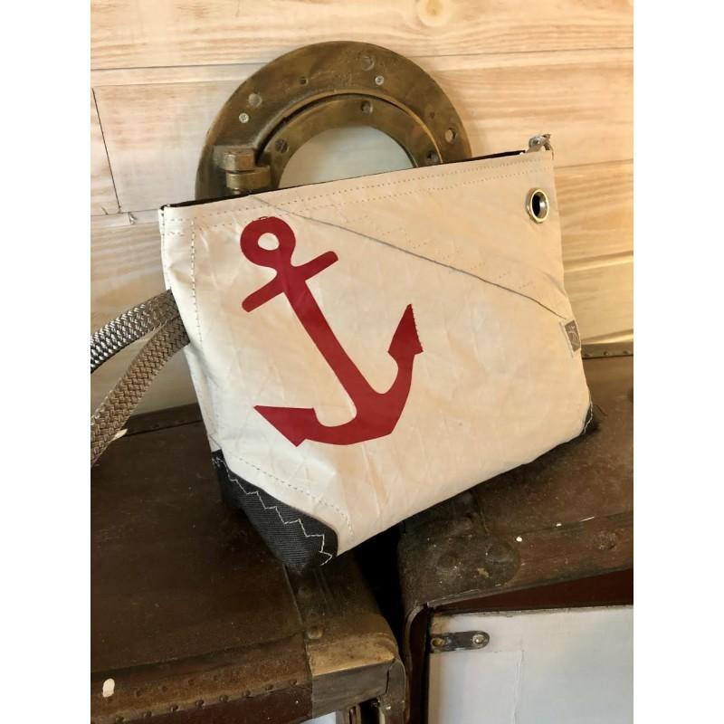 Voile, bateau,upcycling, recyclée, recyclée
