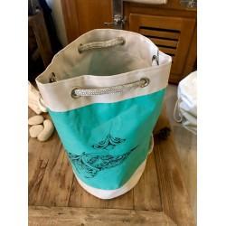 Sac marin en voile recyclée