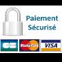 Paiement sécurisé ( CB, Virement, Chèque )